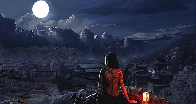 Великолепная Лунная соната Бетховена в современной обработке. Дух захватывает!
