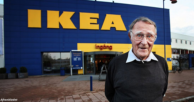 В Швеции умер основатель IKEA. Вот его самые сильные правила жизни