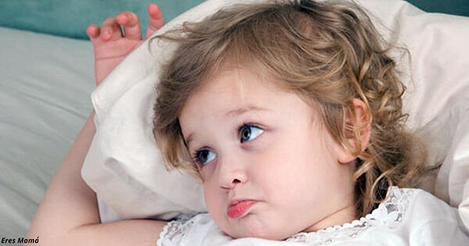 Вот почему дети всегда просят попить воды перед сном!