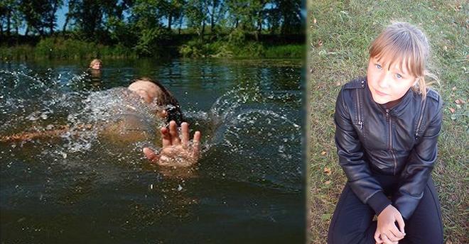 Шестиклассница Лида бросилась в реку с сильным течением и спасла двоих 7-летних детей. Но из реки девочка выбиралась уже с переломом руки