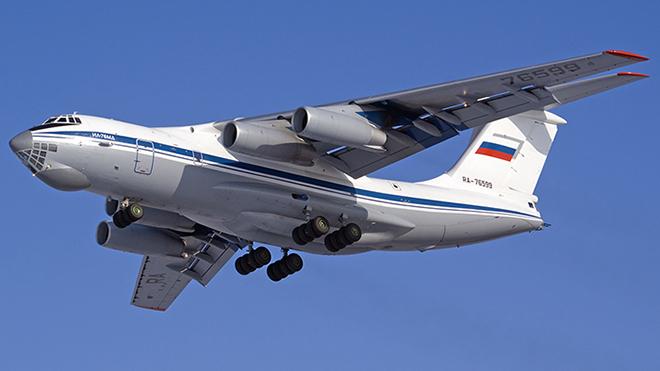 Российский самолет разбился в Сирии, 32 человека сгорели заживо