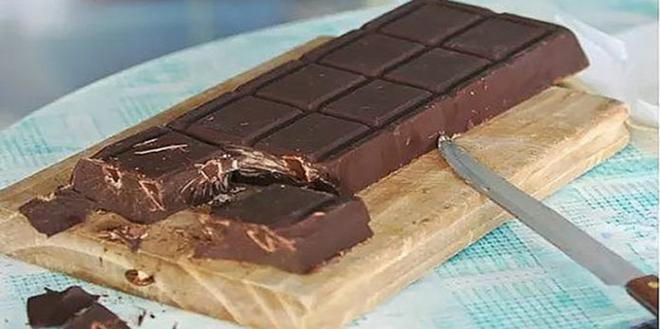 Домашний шоколад за 10 минут