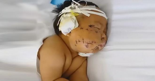 Во время кормления она 90 раз ударила своего грудного ребёнка ножницами. Причину, которая толкнула эту «маму» на такое — словами не описать…