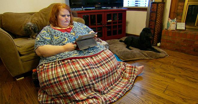 Женщина похудела на 200 килограммов за 2 года. Посмотрите, как она выглядит сейчас после чудесного преображения