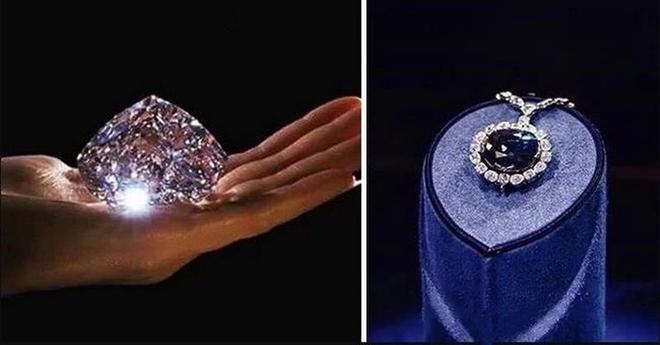 Именно так выглядят самые дорогие бриллианты мира