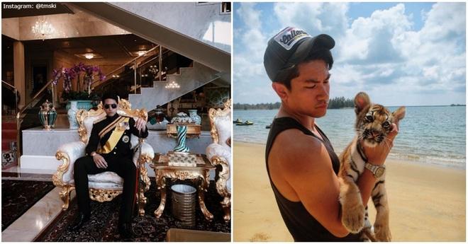 Жизнь принца в Бруней действительно пестрит яркими красками