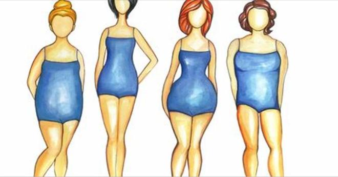 По типу фигуры можно определить, какой гормональный сбой есть у вас
