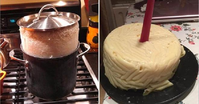 Мужская кулинария порой может быть очень суровой