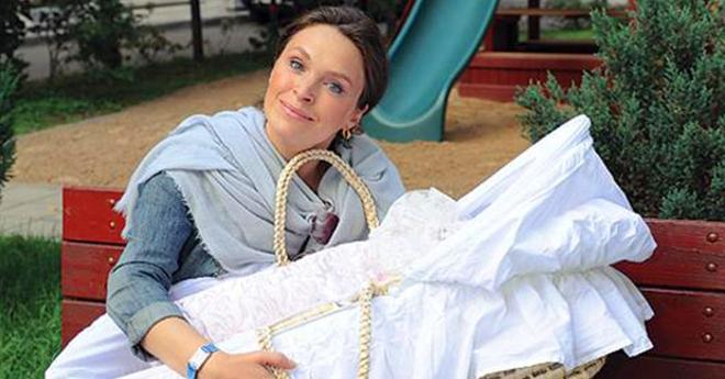 Марина Могилевская всю жизнь мечтала о ребёнка, которого родила только в 41