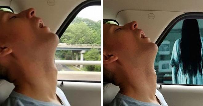 Он даже подумать не мог, что фото его спящего станет столь популярным в сети