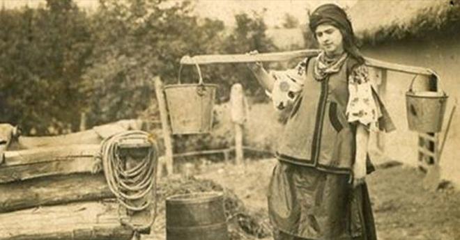 Так выглядели Украинки 100 лет назад