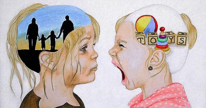 Эти иллюстрации наглядно показывают, почему же люди такие разные