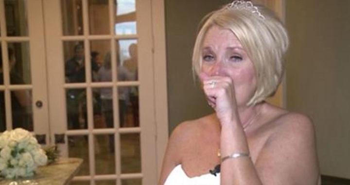 Женщина решила выйти замуж за инвалида, но в день свадьбы её ожидал сюрприз…