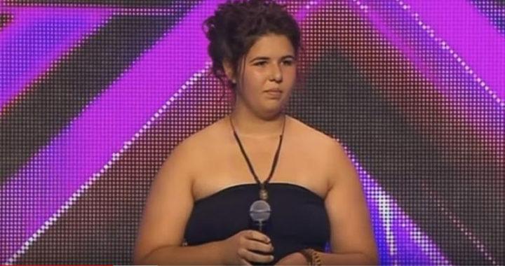 14-летняя девушка вышла на сцену и застеснялась. Жюри высмеяли ее выбор песни, но когда девушка запела, замерли все!