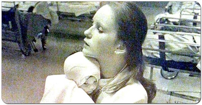 Ей удалось спасти ребёнка с сильными ожогами, и спустя 38 лет эта история нашла продолжение на Фейсбуке