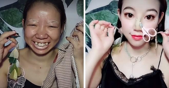 Кто бы мог подумать, что можно настолько сильно менять внешность при помощи макияжа