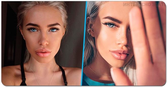 Внешность этой девушки просто идеальна, и именно поэтому нет отбоя от модельных агентств