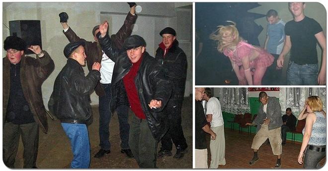 Деревенские дискотеки, наверное, несравнимы ни с чем