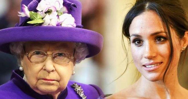 Королева будет в бешенстве: беременная Меган Маркл появилась на модном показе в неподобающем виде