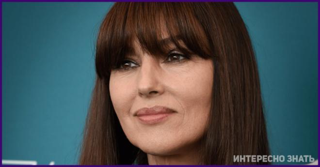 Моника Беллуччи сделала короткую стрижку и стала выглядеть на 20 лет моложе