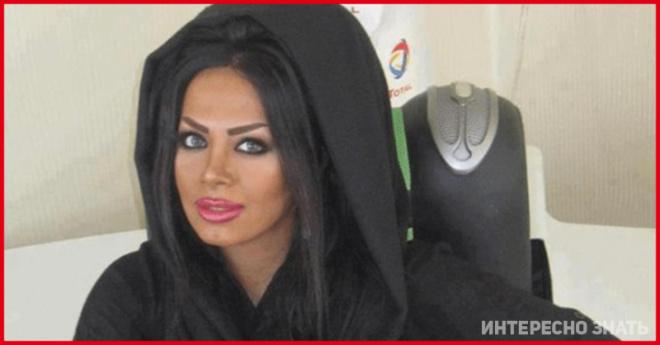 Паранджа VS силикон: Как выглядят иранские девушки в Инстаграм