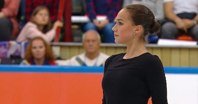Ей нет равных! Алина Загитова исполнила произвольную программу в Лужниках.