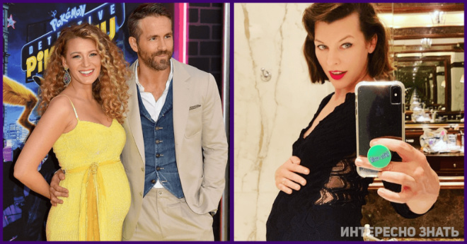 Бэби-бум в Голливуде: 10 звезд, которые станут в 2019 году мамами
