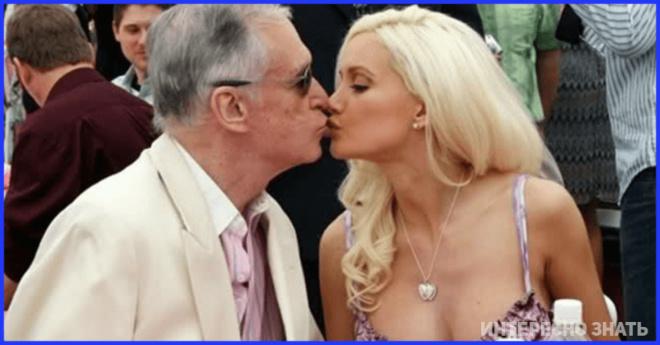 68-летний миллионер случайно женился на своей 24-летней внучке