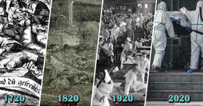 Раз в 100 лет на Землю приходит Большая Болезнь. Совпадение?