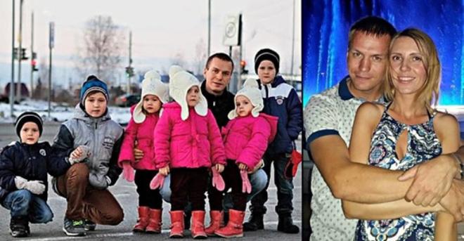 Отец воспитывающий 6-х детей нашел свою любовь, как живётся женщине