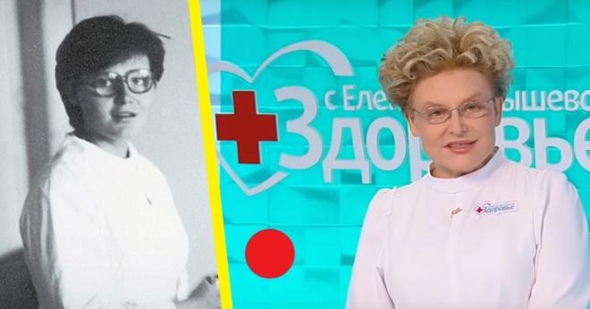 """Елена Малышева: биография ведущей """"Жить здорово!"""", диета, похудение и фото"""
