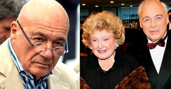 Через 36 лет брака Познер бросил заболевшую жену – влюбился в другую, помоложе