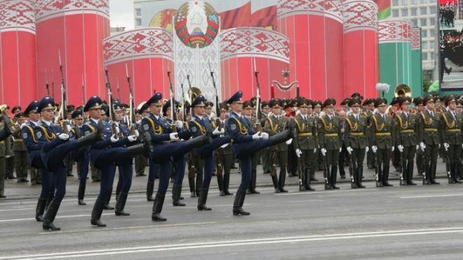 В Белоруссии решили не отказываться от парада на 9 Мая из-за коронавируса