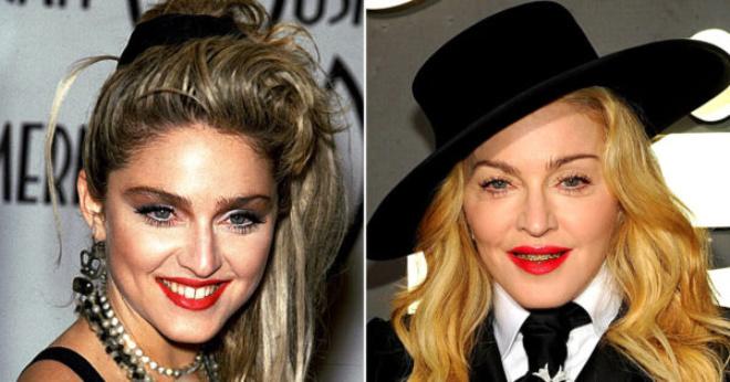 «Девочке-Мадонне 61, уже не та!»: как выглядит певица без фотошопа и макияжа