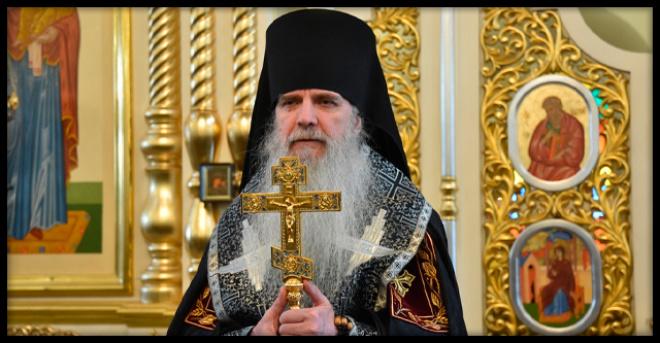«Так или иначе все равно сгинем»: Епископ Каменский призвал прихожан посещать храмы