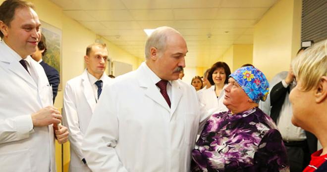 Молодой красавец-сын президента Белоруссии Александра Лукашенко заболел коронавирусом, сообщает ряд СМИ