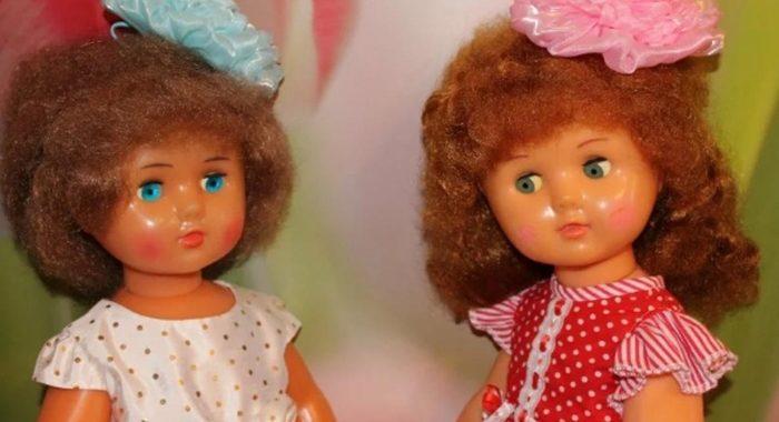 Вы помните, какие куклы были в СССР? А какая была у вас?