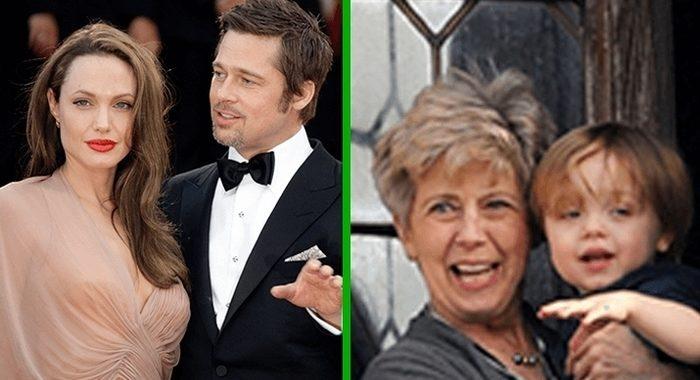 Мать Брэда Питта развеяла «идеальный» образ многодетной матери Анджелины Джоли