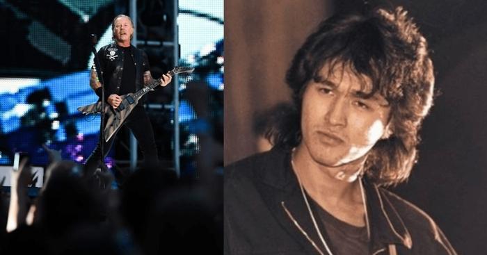 Metallica спела «Группу крови» на русском языке