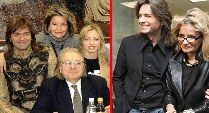 «В тени знаменитой семьи»: кто она — неизвестная и талантливая мама Дмитрия Маликова