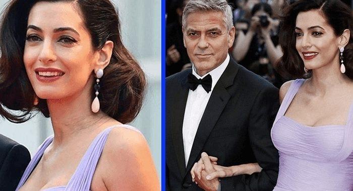 «Она просто помыла посуду»: как Амаль Аламуддин заполучила в мужья главного холостяка Голливуда