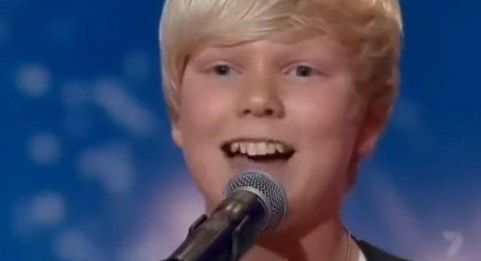 Когда мальчик сказал, что будет петь песню Уитни Хьюстон, судьи лишь улыбнулись. Но когда он запел…