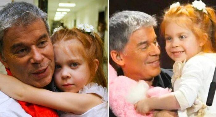 Дочери Олега Газманова почти 17 лет. Как сейчас выглядит «лисенок» и чем занимается