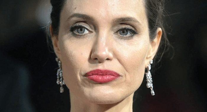 6 фото Анджелины Джоли без ретуши, которые доказывают, что она далеко не идеальна