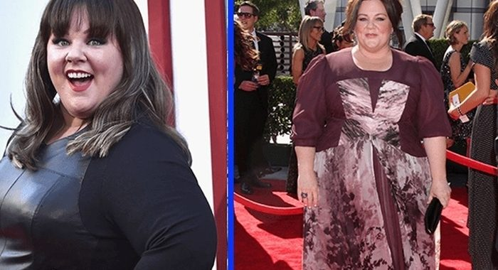 «Больше не пышечка» — как сейчас выглядит Мелисса Маккарти после похудения на 40 кг