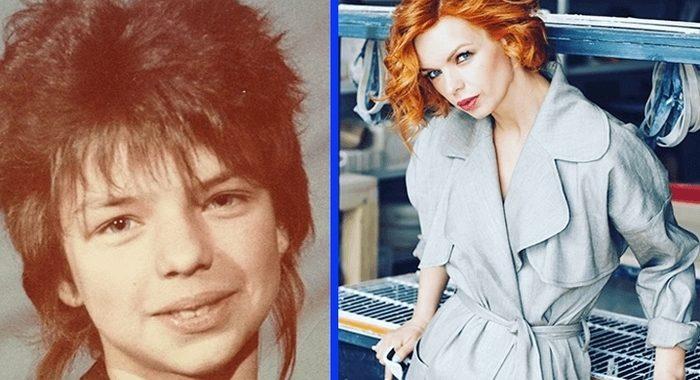 Как выглядит без фильтров и фотошопа и как выглядела в юности Алиса Гребенщикова