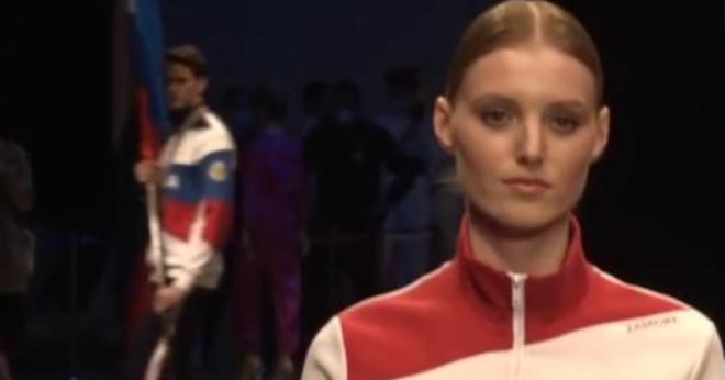 Представлена форма отстраненной сборной России для Олимпиады в Токио