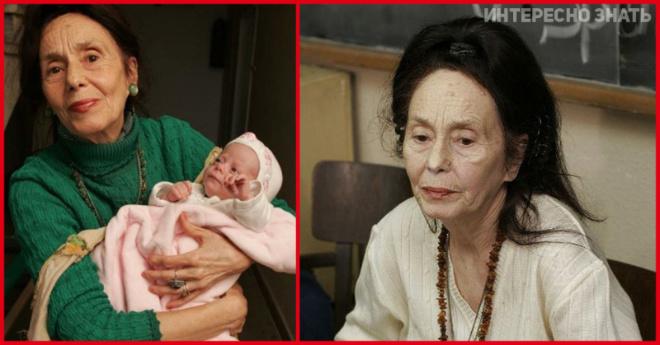 В 2005 году 66-летняя женщина родила наследницу. Как живут и выглядят мама и дочь сейчас