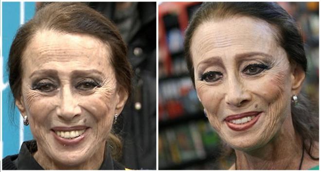 Что портит внешность женщины 45+. 1 меткая цитата Майи Плисецкой о том, чего нельзя делать, когда приближается старость